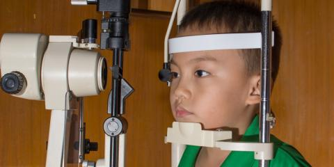 Has Your Child Had an Eye Exam?, Dothan, Alabama