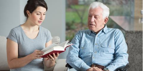 3 Benefits of Reading to a Senior Loved One , Medina, Ohio
