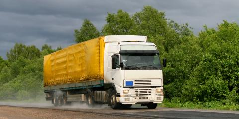 3 Safety Tips for Truckers Driving in the Rain, West Plains, Missouri