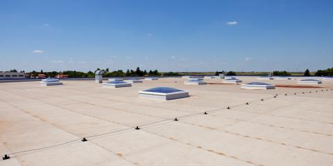 3 Essential Flat Roof Maintenance Tips, Chesterfield, Missouri