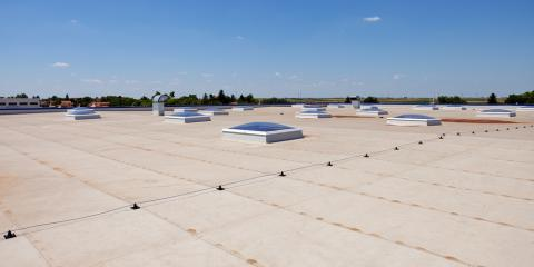 4 Commercial Roofing Choices for Your New Business , Newington, Connecticut