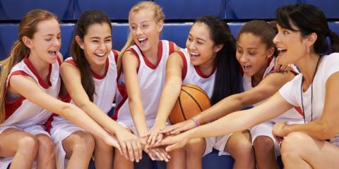 3 Essential Benefits of Basketball for Kids, Creve Coeur, Missouri