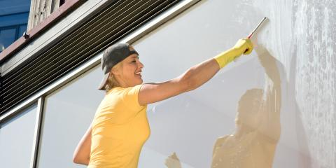 How to Safely Clean Translucent Window & Door Glass, Fairbanks, Alaska