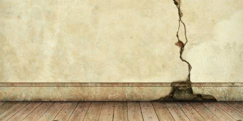 What Causes a Home's Foundation to Crack? , Wadsworth, Ohio
