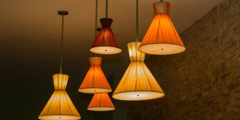 How Do Chandeliers & Pendant Lights Differ?, Atlanta, Georgia
