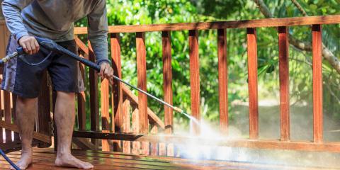 3 Benefits of Pressure Washing, Greensboro, North Carolina