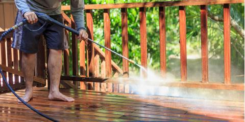 3 Reasons to Rent a Pressure Washer Before Summer, Lexington-Fayette Central, Kentucky
