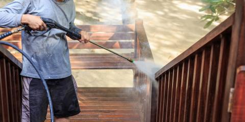 3 Benefits of Pressure Washing Your Business' Exterior, Harrison, Ohio