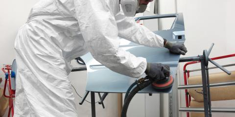 Bernard's Body Shop, Auto Body Repair & Painting, Services, Camden, Alabama
