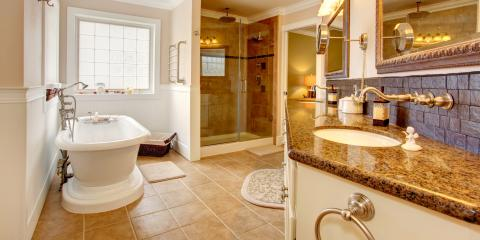 4 Benefits of Using Granite in Bathrooms, St. Ann, Missouri