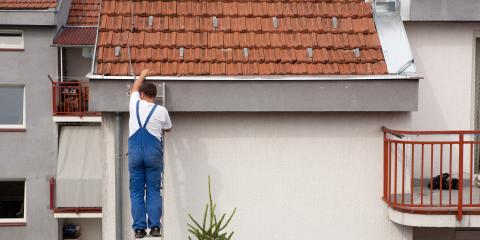 Why You Shouldn't Postpone Repairs on a Roofing Leak, Ewa, Hawaii