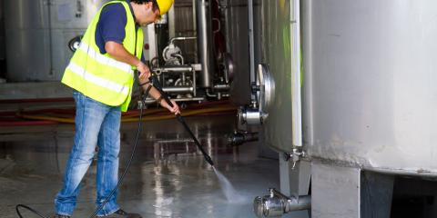 The Benefits Cleaning with a Chemical Solution, Hooks, Texas