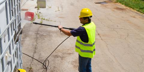 How Often to Get Pressure Washing Service for Your Business, Honolulu, Hawaii