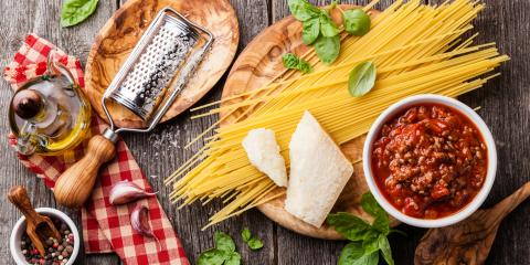 5 Popular Types of Noodles at Italian Restaurants, Southwick, Massachusetts