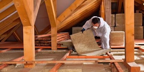 3 Steps to Prepare for Insulation Installation, Green, Ohio