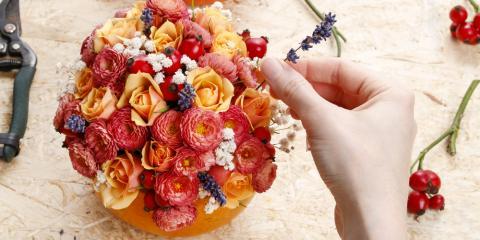 4 Fall Trends for Flower Arrangements, Salisbury, Pennsylvania