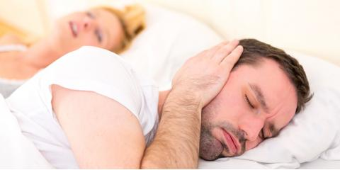 What Causes Snoring & How Can a Dentist Help? , Cincinnati, Ohio