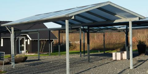 The Benefits of Using Metal to Build a Carport, Floresville, Texas