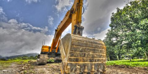 3 Safety Tips for Using Heavy Landscaping Equipment, Genesee Falls, New York