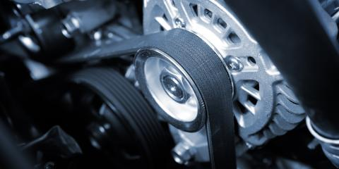 4 Signs Your Timing Belt Should Be Replaced, La Crosse, Wisconsin
