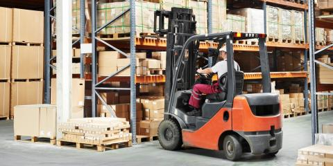 Material Handling Equipment Experts Help You Choose the Right Forklift for Your Business, Anchorage, Alaska
