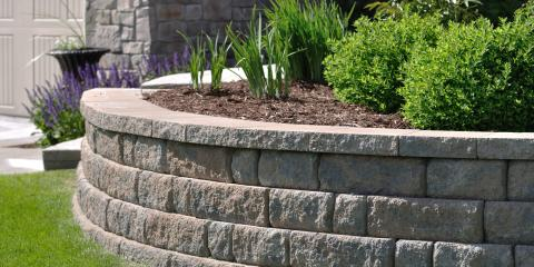 4 Benefits of Retaining Walls, Randolph, New Jersey