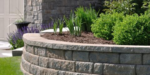3 Types of Retaining Wall Installations for Home Landscapes, Independence, Kentucky