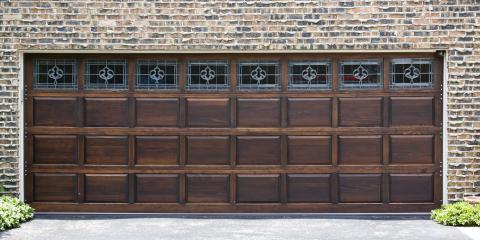 How to Choose the Right Color Garage Door, Tomah, Wisconsin