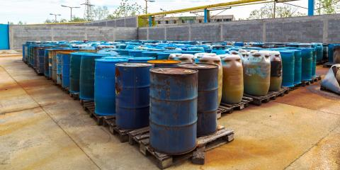 How to Choose the Right Waste Management Drum, Honolulu, Hawaii
