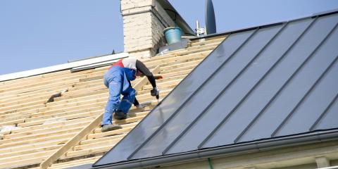 A Brief Guide to Different Roofing Materials, Danbury, Connecticut