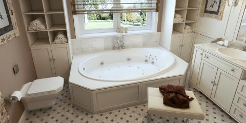 3 Top Reasons to Choose a Whirlpool Tub, Rochester, New York