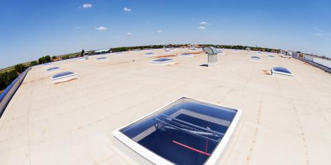 3 Tips to Avoid Additional Damage to Your Commercial Roof, Newington, Connecticut