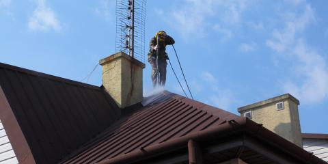 Why You Should Perform Roof Cleaning While It's Still Warm Out, Fairfield, Ohio