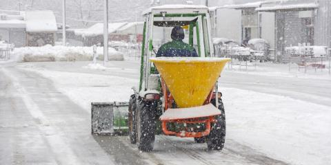 3 Tips for Using Ice Melt on Asphalt, Long Lake, Minnesota