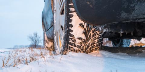 Car Body Shop Describes 3 Differences Between Winter & All-Purpose Tires, Woodbridge, Connecticut