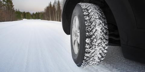3 Ways to Tell if You Need New Tires This Winter, Dansville, New York