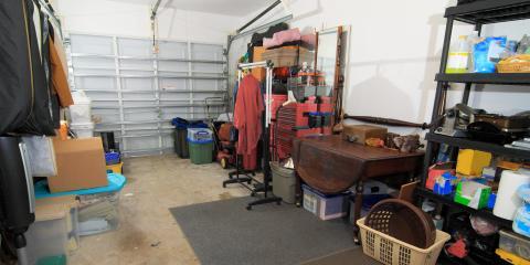 How to Organize Your Garage, Flower Mound, Texas