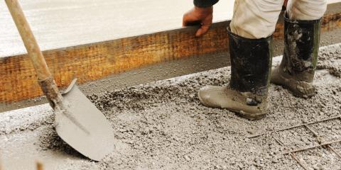 Why Are Concrete Control Joints So Important? , Jacksonville, Arkansas