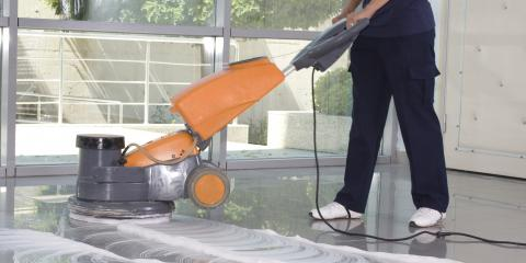 4 Reasons to Schedule Commercial Floor Cleaning for Your Office, Lincoln, Nebraska