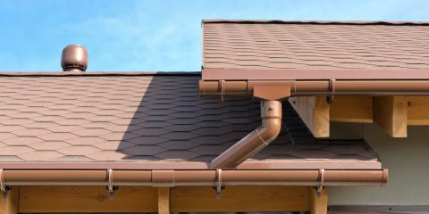 How Do Seamless Gutters Differ From Standard Ones?, Cookeville, Tennessee