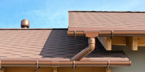How to Choose the Color for Your Rain Gutters, Honolulu, Hawaii