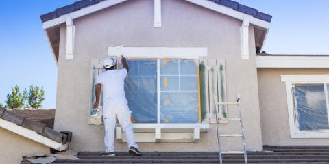 5 Signs Calling for Exterior Painting Services, Fairbanks, Alaska