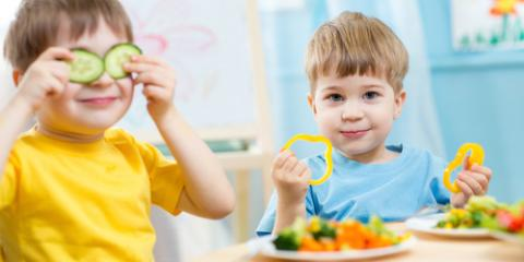 Child Development Center Offers 5 Easy Lunchbox Meal Options, Anchorage, Alaska