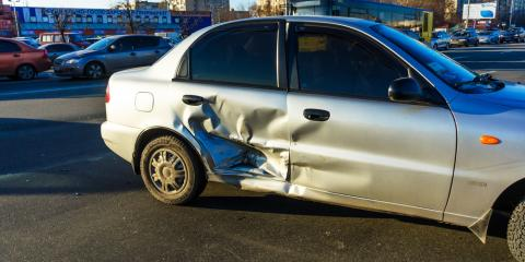 3 Types of Accidents That Require Dent Removal, Hastings, Nebraska