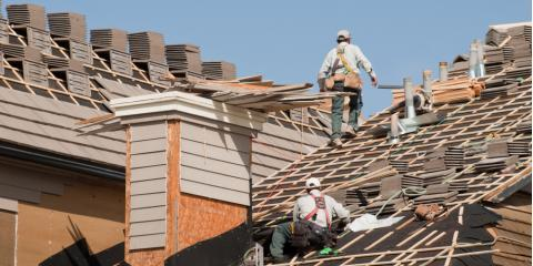 What Are the Differences Between Re-Roofing & Roof Replacement?, Kernersville, North Carolina