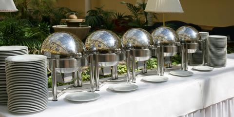How Much Food Should You Order for a Catered Event?, Kahului, Hawaii