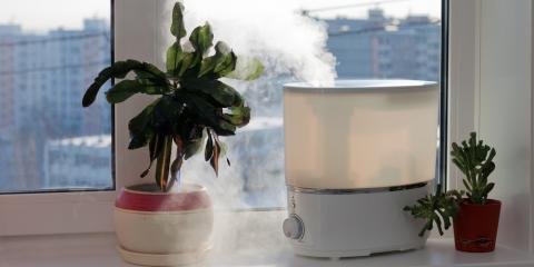 Air Conditioning Contractors Share Top Reasons to Use a Humidifier, Cincinnati, Ohio