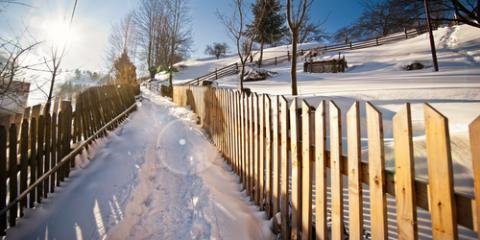 How Winter Weather Impacts Fence Materials, Osino, Nevada