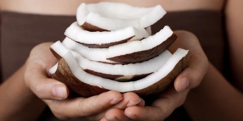 What Are the Differences Between Coconut Milk & Coconut Water?, Brooklyn, New York