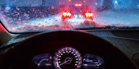 The Do's & Don'ts for Safe Driving in the Rain, Helena Flats, Montana